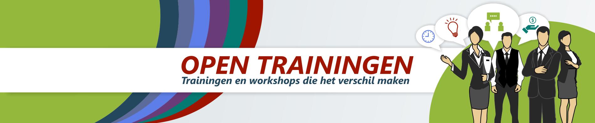 open trainingen